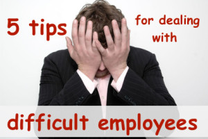 human resource conflict management